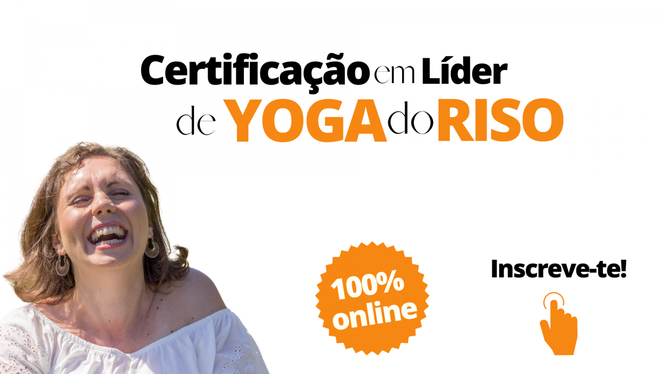 Curso de Líder de Yoga do Riso
