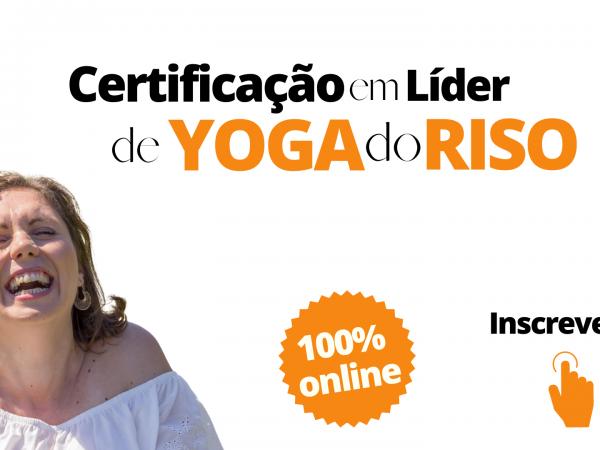 Curso de Líder de Yoga do Riso